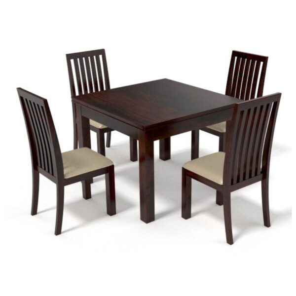 Square Dining 4 Seater -RWDT-48-0