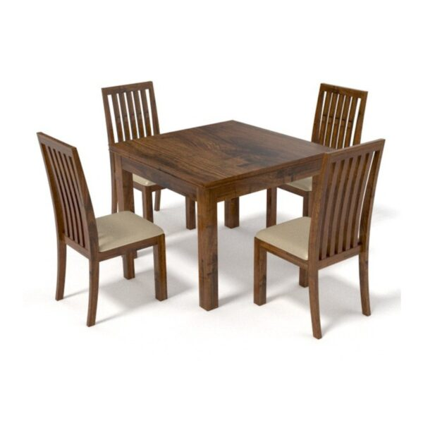 Square Dining 4 Seater -RWDT-49-0