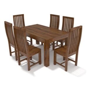 Cube Dining 6 Seater -RWDTLCH-52-0