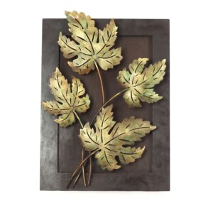 Wall Frame maple leaves frame wall decor- RW46MAPLE-0