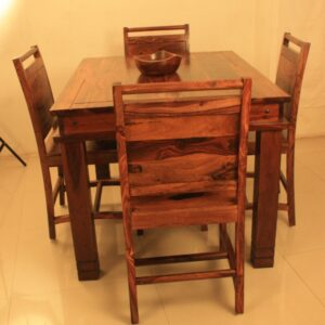Dining set Four seater-0