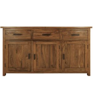 3 Drawer 3 Door Sideboard Crokery Unit-0