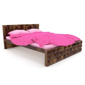 DIAMOND Queen bed without Storage - RWDBDMNDH-69-0