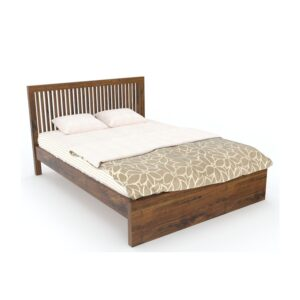 SLATED Queen bed without Storage - RWDBQSLTH-68-0