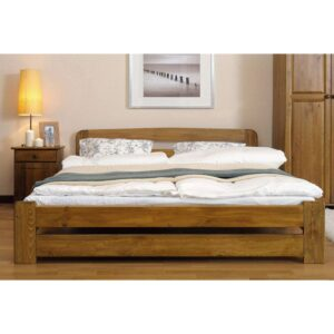 Bed Without Storage Queen Size-0