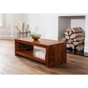 wooden center table coffee table