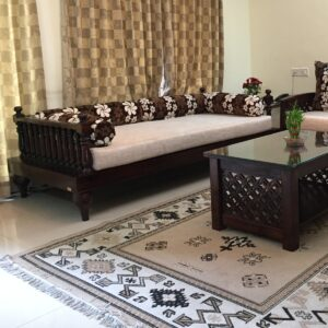 Deewan Indian seating wooden