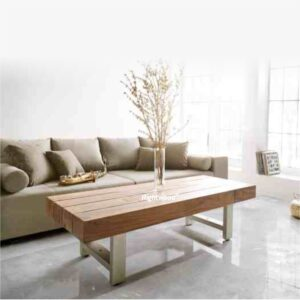 live edge wooden center table cosmo