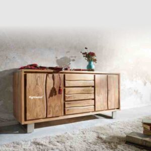 wooden-sideboard-live-edge