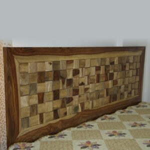 WEAVE Queen/King bed with storage-0