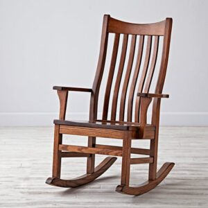 Wooden Rocking Chair Cameo