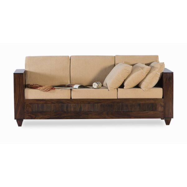 wooden sofa dash