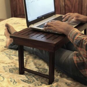 Laptop table for bed / breakfast table - P1-0